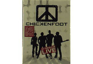 Chickenfoot - Get Your Buzz On Live (DVD)