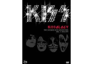 Kiss - Kissology - The Ultimate Kiss Collection Vol.1 (DVD)