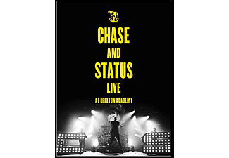 Chase & Status - Live At Brixton Academy 2011 (DVD)