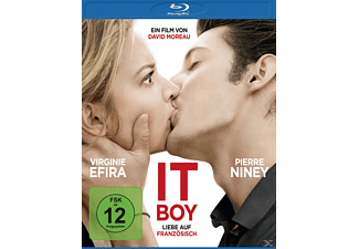 It Boy - (Blu-ray)