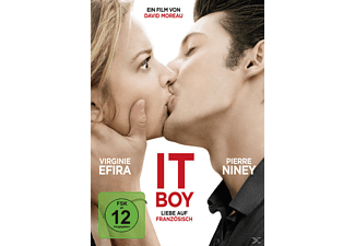 It Boy [DVD]