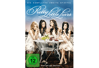 Pretty Little Liars - Die komplette zweite Staffel [DVD]