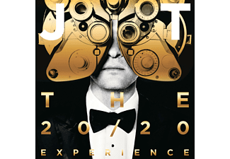 Justin Timberlake - The 20/20 Experience - 2 Of 2 (Standard Edition) [CD]