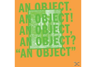 No Age - An Object - (Vinyl)