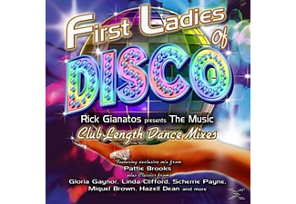 VARIOUS - First Ladies Of Disco: Rick Gianato - (CD)