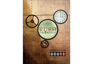 Rush - Time Machine - Live In Cleveland (DVD)