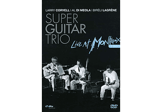 Super Guitar Trio - Live At Montreux 1989 (DVD)