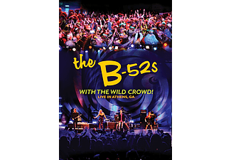 The B-52's - With The Wild Crowd! - Live In Athens, Ga (DVD)