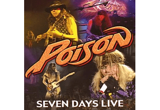 Poison - Seven Days Live (CD)