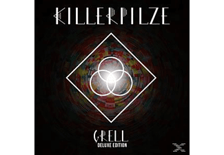 Killerpilze - GRELL (DELUXE EDITION+BONUSTRACKS [CD + DVD Video]