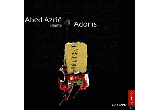 Abed Azrié - Adonis - (CD + DVD Video)