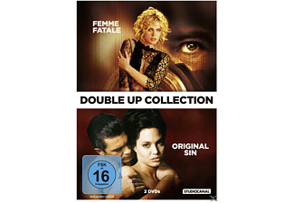 Femme Fatale & Original Sin (Double Up Collection) [DVD]
