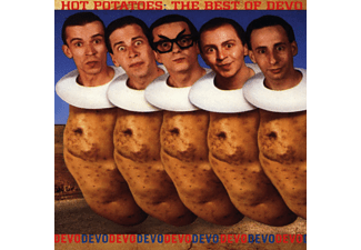 Devo - Hot Potatoes (CD)