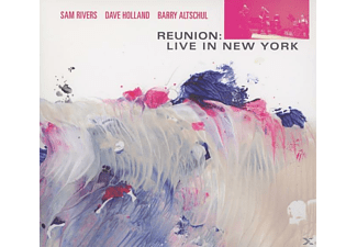Sam Rivers, Dave Holland, Barry Altschul - Reunion: Live in New York - (CD)