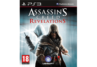 ARAL Assassin's Creed: Revelations Play Station 3