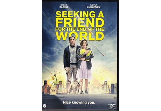 Seeking A Friend For The End Of The World | DVD