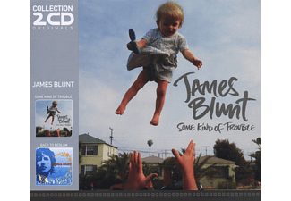James Blunt - Some Kind Of Trouble & Back To Bedlam [CD]