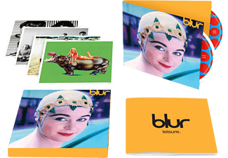 Blur - Leisure - Special Edition (CD)
