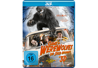 GAME OF WEREWOLVES - DIE JAGD BEGINNT! [3D Blu-ray]