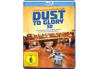 DUST TO GLORY [3D Blu-ray]