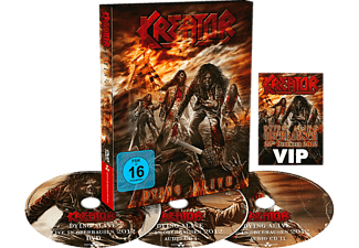 Kreator - Dying Alive (Exklusiv: DVD + 2 Live CDs + Sticker) - (DVD)