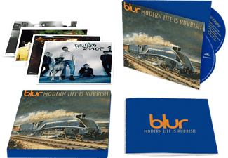 Blur - Modern Life Is Rubbish - Special Edition (CD)