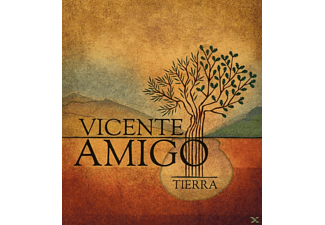 Vicente Amigo - Tierra - (CD)