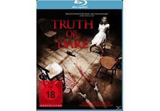 Truth or Dare (Uncut Edition) [Blu-ray]