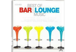VARIOUS - Best Of Bar & Lounge Music (Finest Jazz Collection) - (CD)