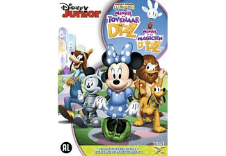Mickey Mouse Clubhouse - Minnie En De Tovenaar Van Dizz | DVD