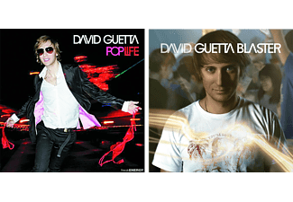 David Guetta - Pop Life + Guetta Blaster (CD)