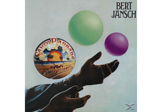 Bert Jansch - Santa Barbara Honeymoon [CD]