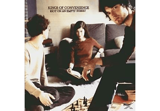 Kings Of Convenience - Riot On An Empty Street [CD]