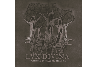 Lux Divina - Possessed By Telluric Feelings [CD]