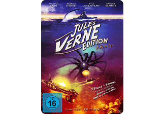 Jules Verne Edition (Metallbox) [DVD]