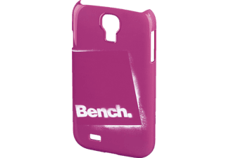 BENCH Sprayed Design, Samsung, Backcover, Galaxy S4, Kunststoff, Pink