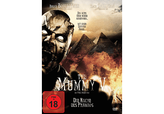 The Mummy V - Die Rache des Pharaos - (DVD)