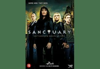 Sanctuary Seizoen 1 (4DVD)
