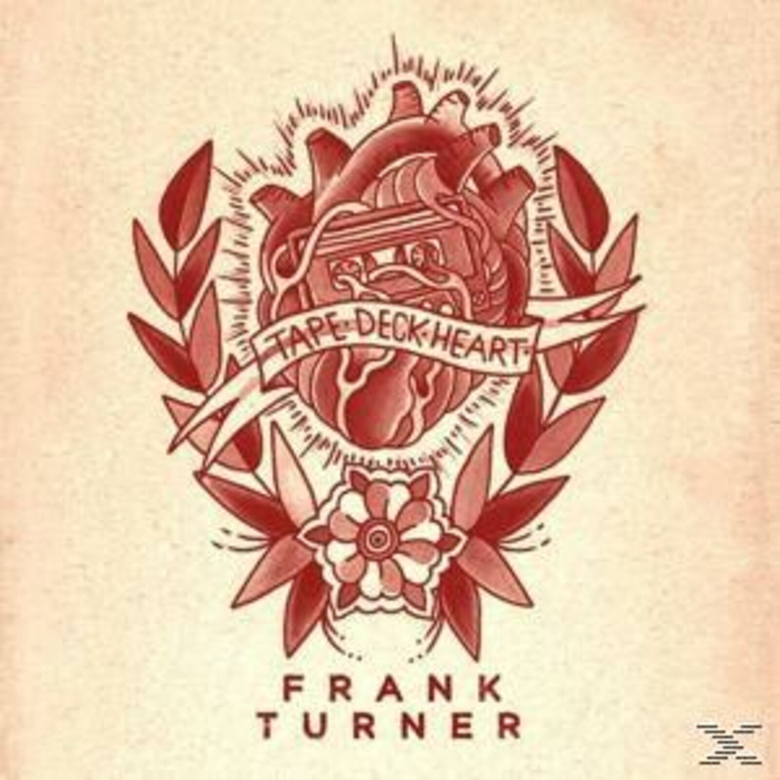 Frank Turner - Tape Deck Heart (Vinyl Lp) - (Vinyl)