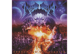 Megahera - Condemned To Insanity [CD]