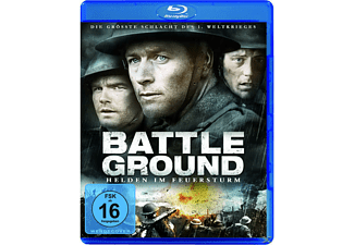 Battleground - Helden im Feuersturm [Blu-ray]