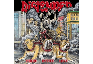 Distemper - Pride Belief Love - (CD)