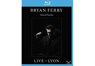 Bryan Ferry - LIVE IN LYON - NUITS DE FOURVIERE [Blu-ray]
