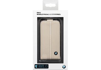 BMW BM310199  Apple iPhone 4, iPhone 4s Echtleder Creme