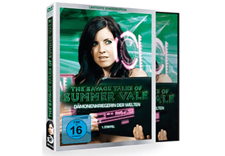 The Savage Tales Of Summer Vale - Staffel 1 (Limited Edition) [DVD]