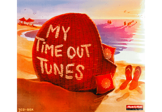 VARIOUS - My Time Out Tunes - (CD)