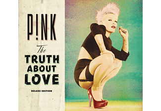 P!nk - THE TRUTH ABOUT LOVE (DELUXE EDITION) [CD]
