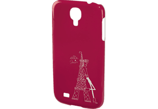 HAMA Tour Eiffel Backcover Samsung Galaxy S4 mini Kunststoff Pink