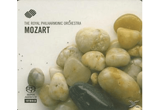 Carney;Rpo/Carney - Sinfonia Concertante Kv 264, 297 (Mozart, Wolfgang A [SACD Hybrid]