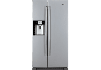 HAIER HRF-628IS7, Side-by-Side, A++, 1790 mm hoch, 908 mm breit, Silber